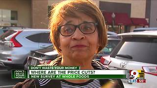 Whole Foods price check finds few rollbacks