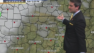 Henry's Evening Forecast: Saturday, December 10, 2016 - Video