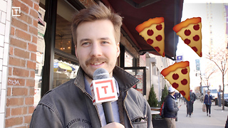 We Convinced A Pizza Hater To Try The New York Slice