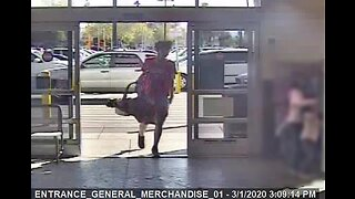 New surveillance video shows baby being dropped off