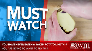 You've Never Eaten A Baked Potato Quite Like This! - Video