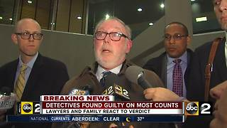 Former BPD detectives Hersl and Taylor found guilty on most counts - Video