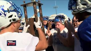 Brookfield Central named Team of the Week on strength of risky call, great defense - Video