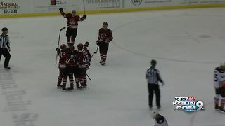 Roadrunners lose first