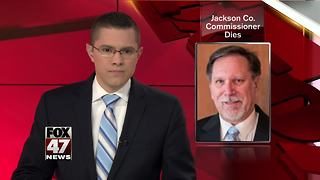 Local County Commissioner dies unexpectedly in Northern Michigan - Video