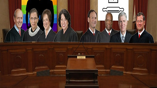 Civil rights case appears to divide Supreme Court - Video