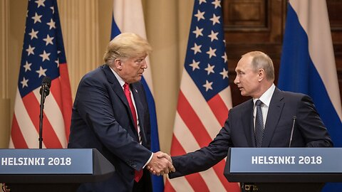 President Trump Says Russia Should Be Readmitted To G-7