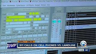 Room for improvement in locating people calling 911 using a cell phone - Video