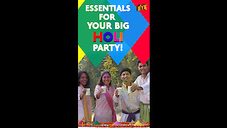 Spice up your holi party with these amazing ideas *