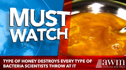 Type Of Honey Destroys Every Type Of Bacteria Scientists Throw At It, Even Deadly Super Bugs