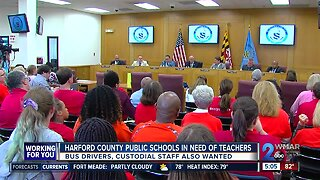 Harford County Public Schools in need of teachers