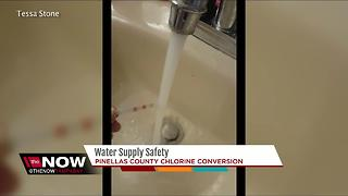 Water samples show toxic chemicals found above EPA standards in Pinellas County's water - Video