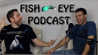Fisheye Podcast - We Discuss the Hollywood Sexual Harassment Scandals - Video