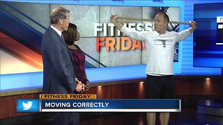Fitness Friday: Corrective exercise - Video