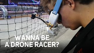 Become a drone racer in 5 steps! - Video