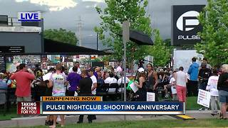 Orlando community remembers Pulse anniversary 2 years later
