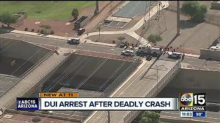 FD: Man dies in Chandler crash, had medical issue at scene - Video
