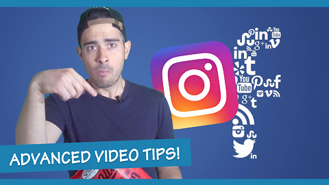 3 advanced tips for Instagram & Facebook video