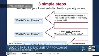 Groups push to get Native Americans to complete Census