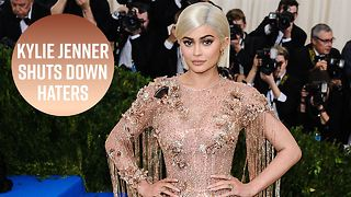 Kylie Jenner doesn't let 'mom-shaming' drag her down - Video