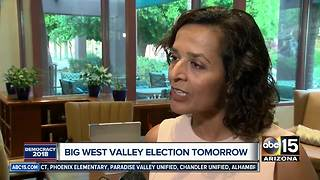 District 8 candidates prepare on eve of special Arizona election