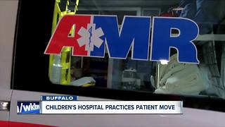Children's Hospital Practice's Patient Move - Video