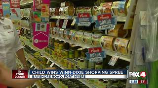 Winn Dixie Winner - Video