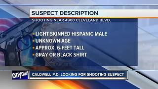 Early morning shooting in Caldwell - Video