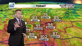 13 First Alert Weather for Sept. 16 - Video