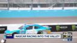NASCAR races into the Valley this weekend