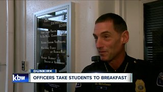 Breakfast with a Police Officer