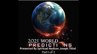 2021 World Predictions - 13th Annual New Year's Day Broadcast - Part 1