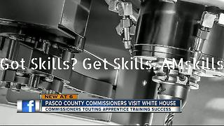 Pasco company leading the way with apprentice program - Video