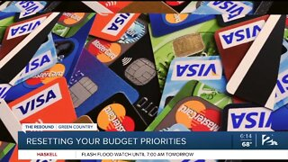 Resetting your budget priorities