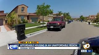 Affordable housing in an unaffordable region - Video