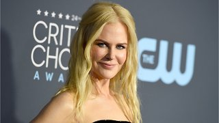 Amazon and Nicole Kidman To Release 'Sexy, Date-Night' Films