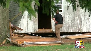 Shed collapses and kills KY man