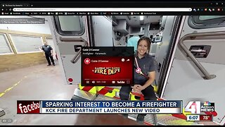 KCKFD using virtual tour technology to bring in recruits