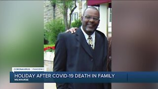Local family celebrates Thanksgiving after COVID-19 death