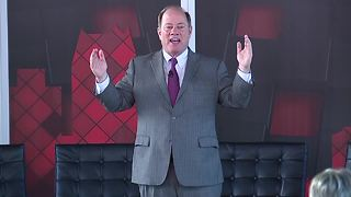 Detroit Mayor Mike Duggan discusses possibility of bringing Amazon HQ2 to Detroit - Video