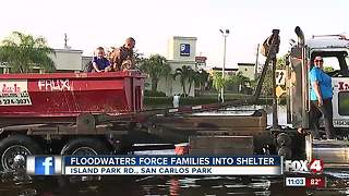 Island Park area still struggling with flooding - Video