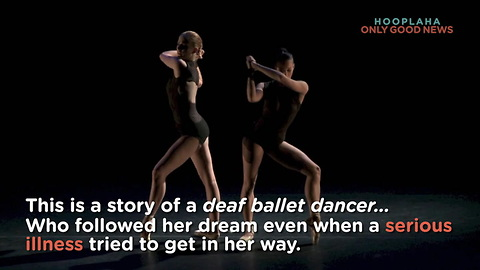Deaf Choreographer Creates Touching Ballet For Deaf And Hearing Communities Alike