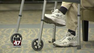 Opioid use linked to increased risk of falls in older adults - Video