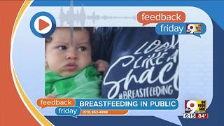 Feedback Friday: Mother knows breast - Video
