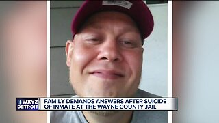 Detroit Police investigating Wayne County jail suicide, family demanding answers