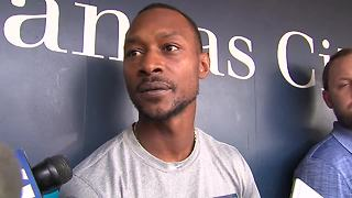 Jarrod Dyson returns to KC with the Mariners - Video