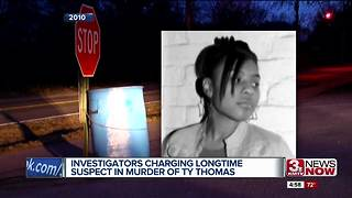 Longtime suspect charged in murder