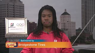 Chat With Team USA Athlete Erin Jackson - Video