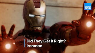 Did They Get it Right? Iron Man