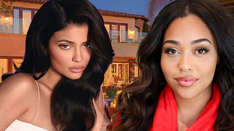 Kylie Jenner FLAUNTS Her Mega Million Summer Vacation Home As Jordyn Woods Shows Off Her New House